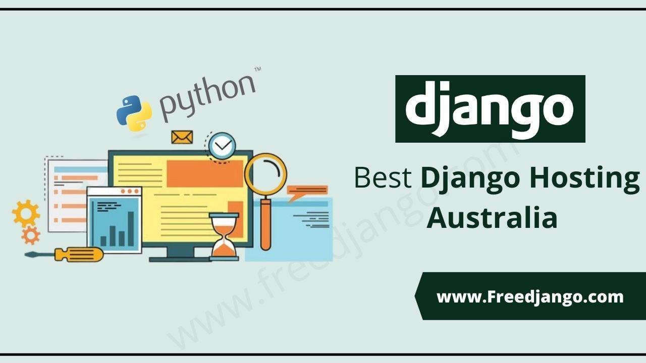Best Django Hosting Australia
