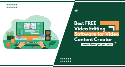Best free video softeware for content creator