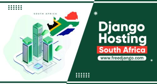 Django Hosting South Africa