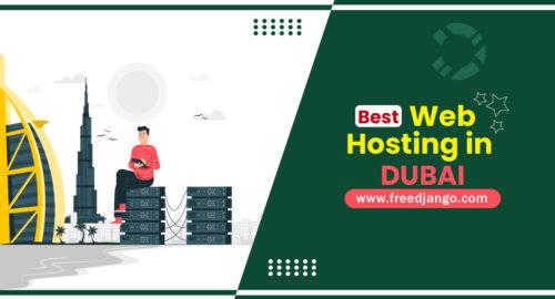 Best web hosting in Dubai