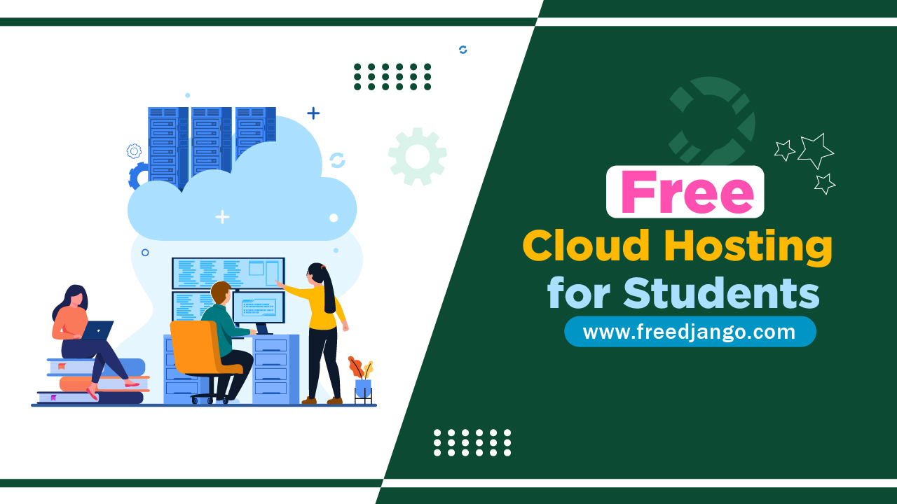 free cloud hosting for students