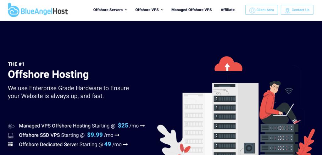 Best Adult Web Hosting Providers- Offshore Server